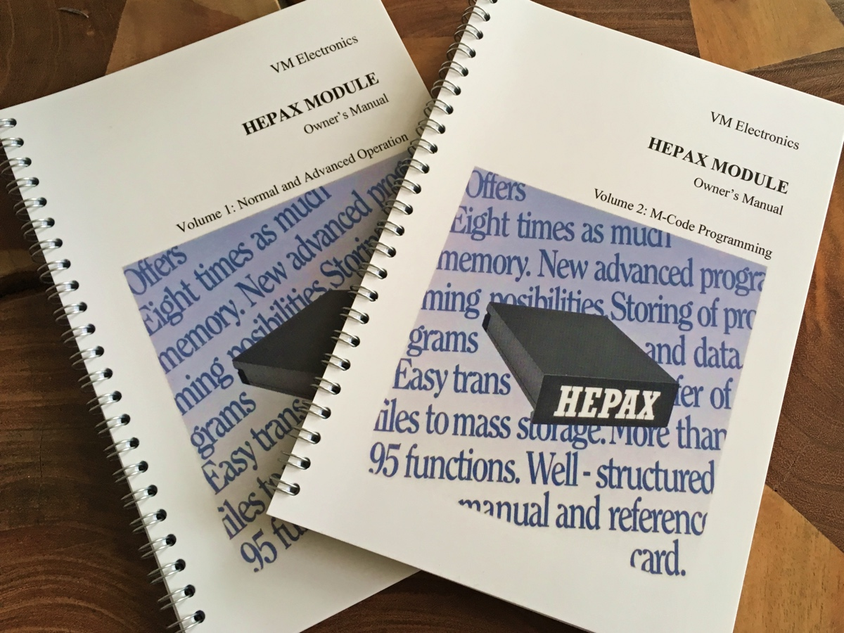[Image: hepax-manuals-printed.jpg]